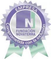 Simbolo Novaterra empresa comprometida liv